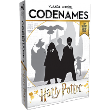 Кодові Імена Гаррі Поттер (Codenames Harry Potter) (Eng)