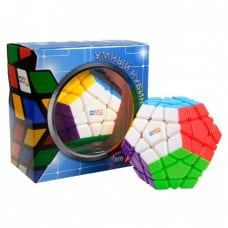 Мегамінкс без наклейок (Smart Cube Megaminx Stickerless)